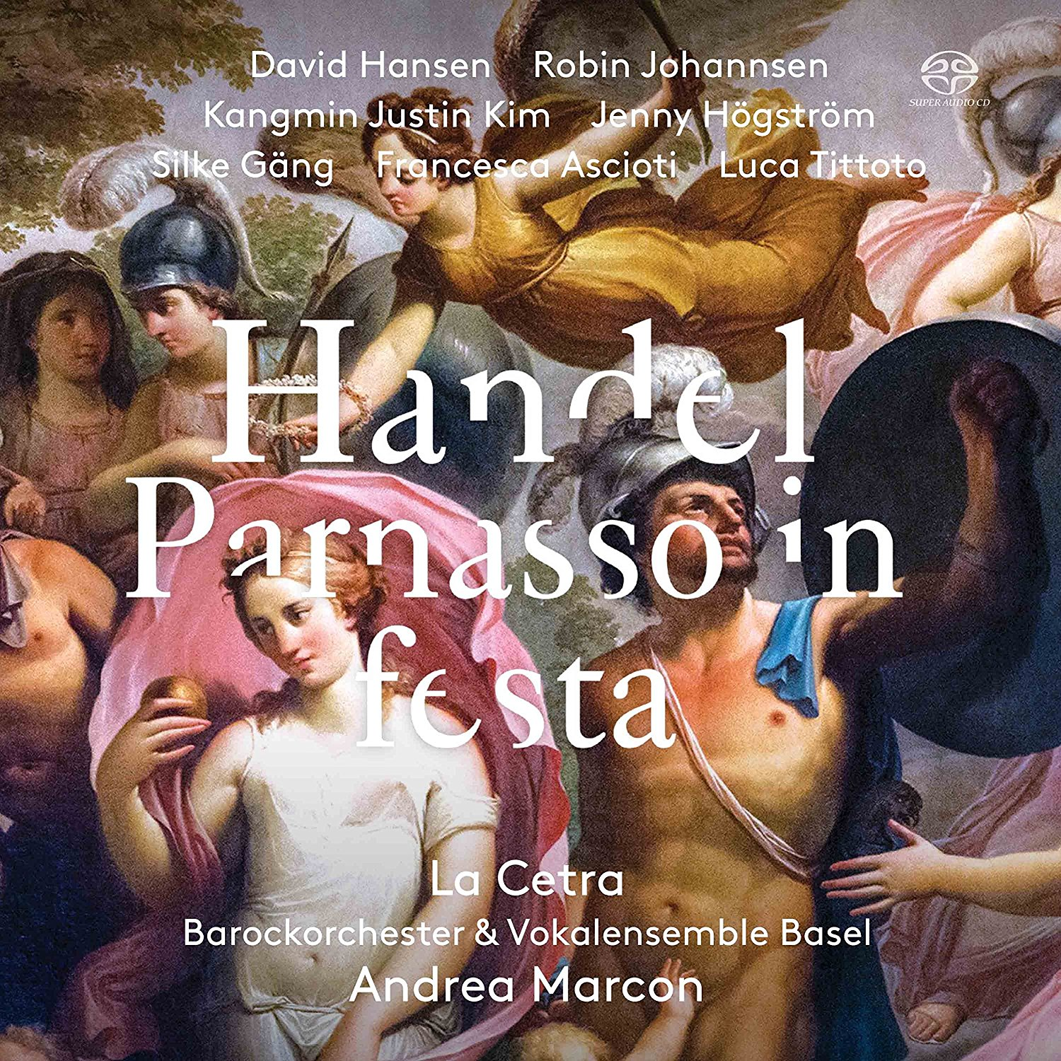 Parnasso CD Cover